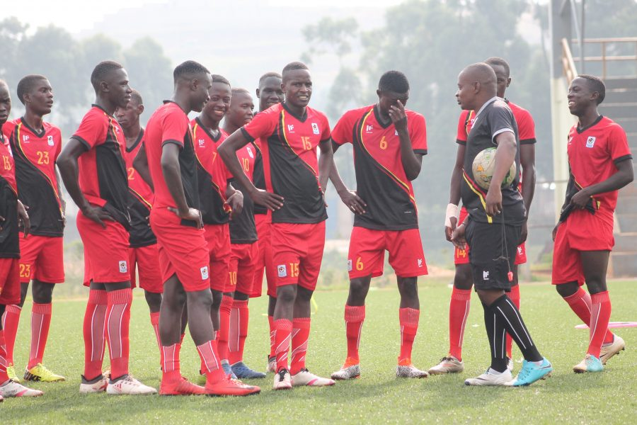 The Cubs are preparing for the upcoming AFCON Finals (Photos by FUFA Media)