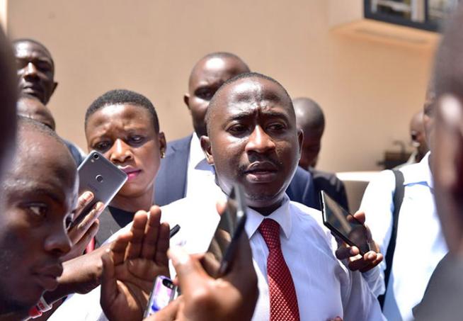 Solomon Sserwanja, an investigative journalist