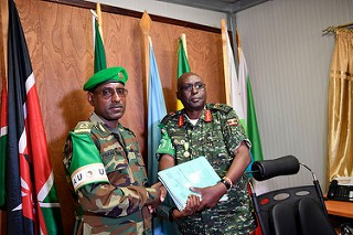 Lt. Gen. Jim Beesigye Owoyesigire