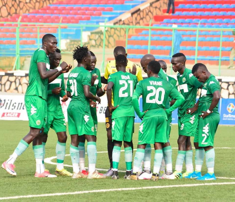 Onduparaka have lost only three league games at home his promotion in 2016 (file photo)