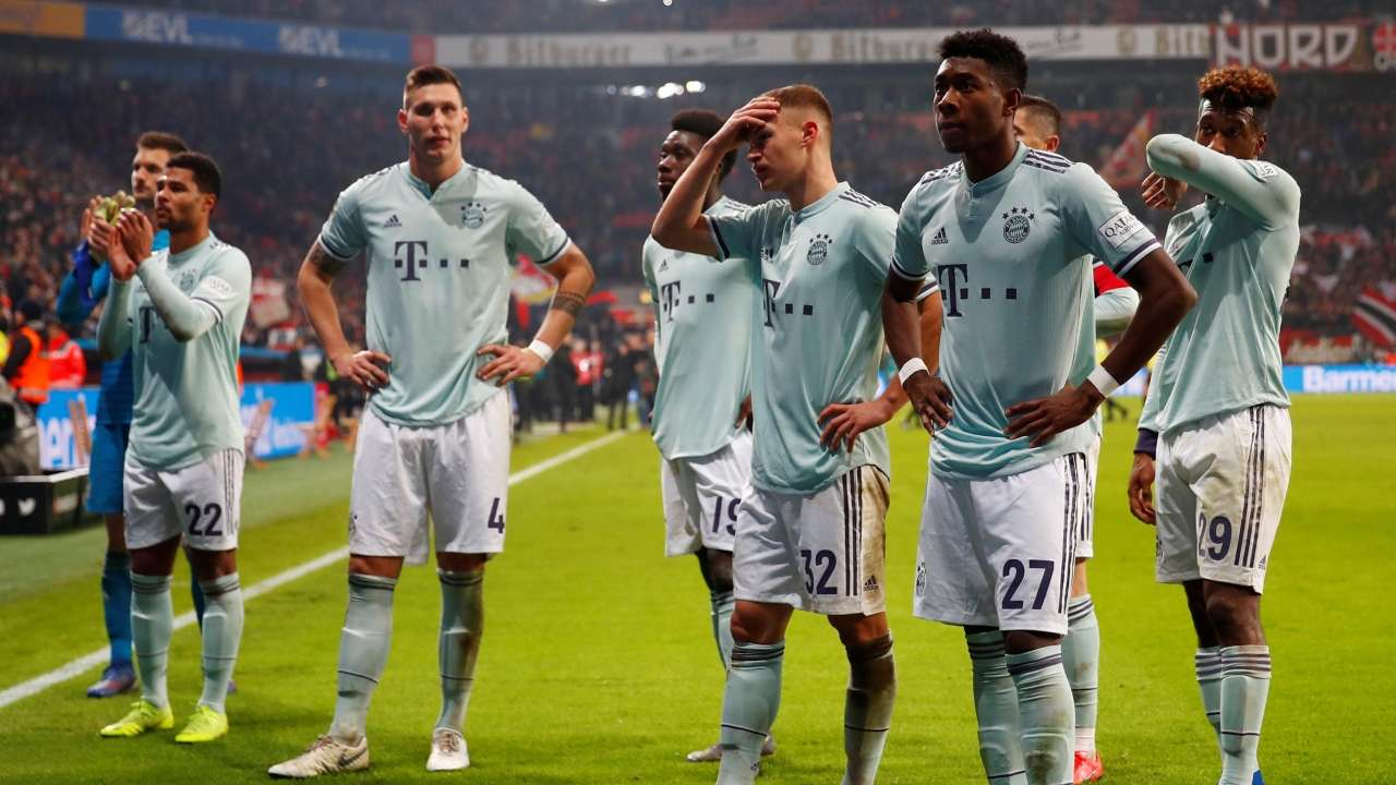 Bayern lost 3-1 to Leverkusen last week (Agency Photo)