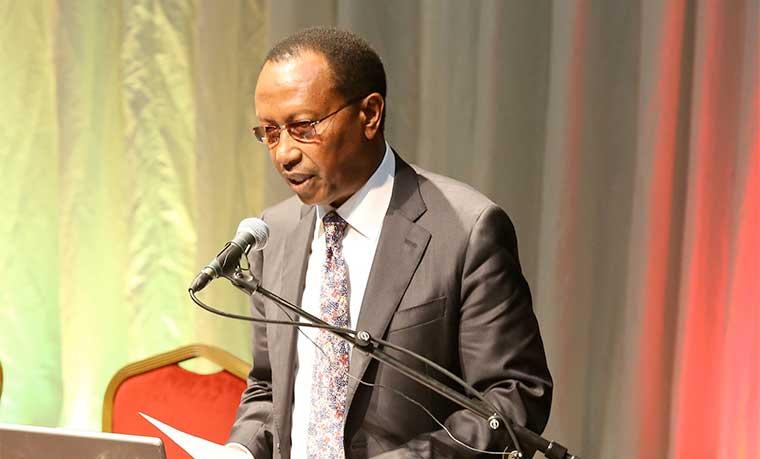 City businessman Amos Nzeyi
