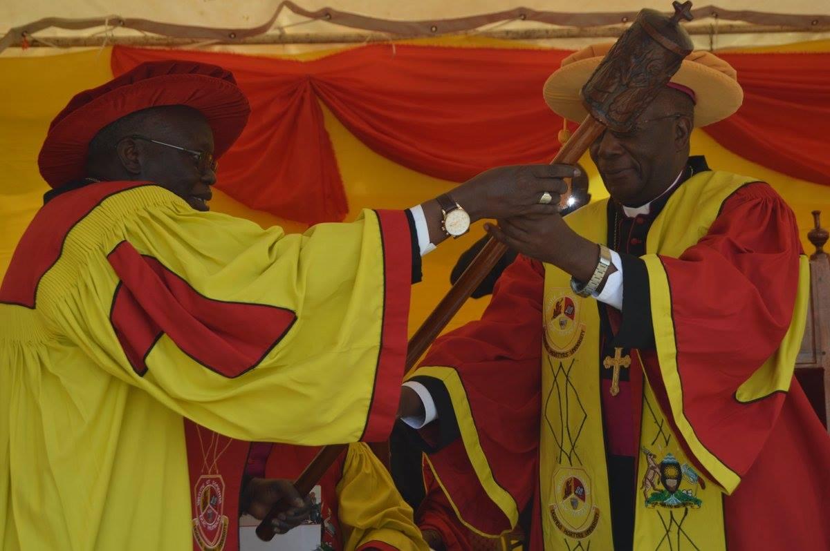 Bishop Joseph Antony Zziwa of Kiyinda-Mityana Diocese