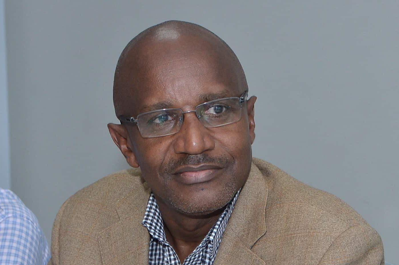 David Nahamya, the newly appointed Acting Secretary of National Drug Authority (NDA).