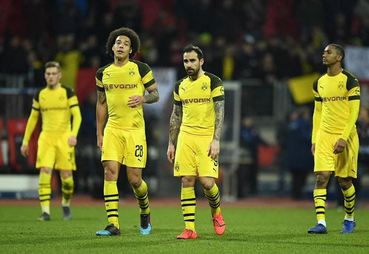 Dortmund drew 0-0 at Nuremberg on Monday (Agency Photo)