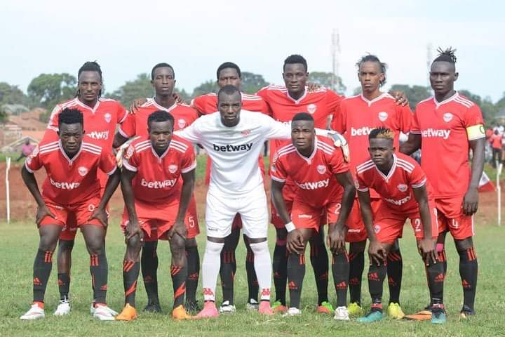 Express drew 1-1 against Maroons in Simlala's only home League encounter (file photo)