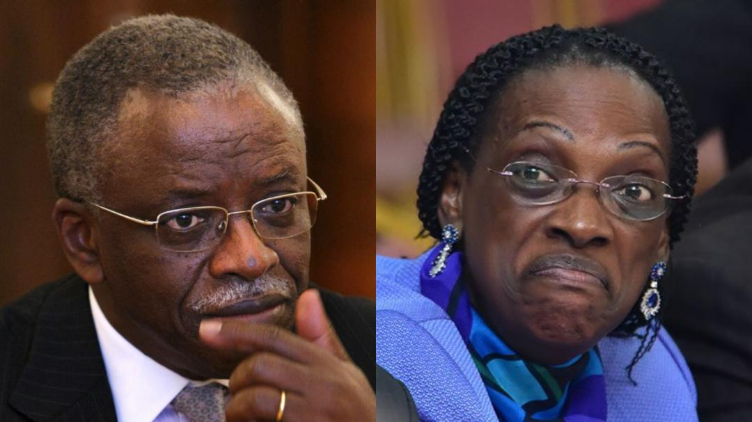 Former Prime Minister Amama Mbarara has expressed dissatisfaction over the manner in which embattle former Director of Supervision, Ms Justine Bagyenda sold commercial banks (FILE PHOTO)
