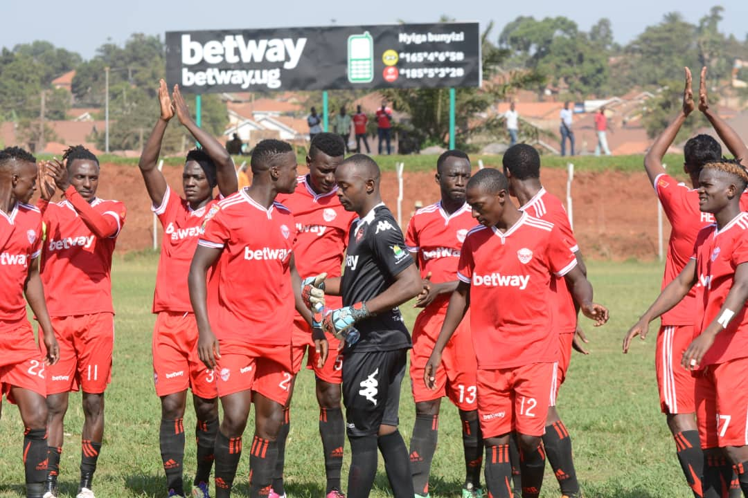 Express have a Uganda Cup semifinal second leg next week. (file photo)