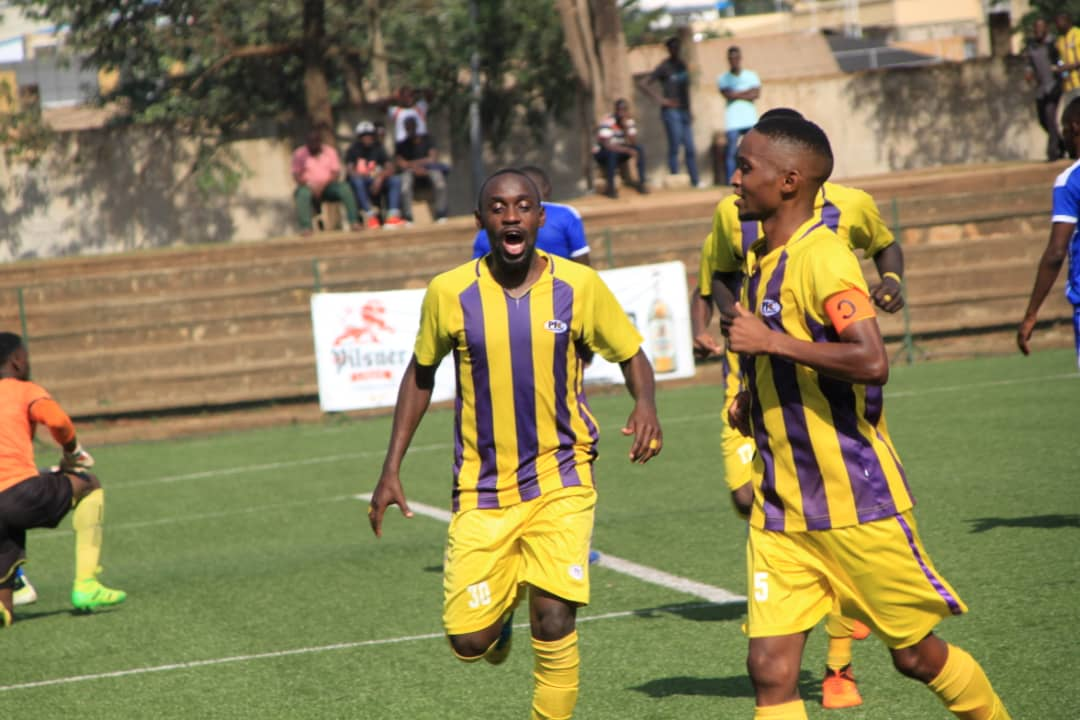 Proline FC require just a goalless or 1-1 draw to reach the group stage. (PHOTOS/File)