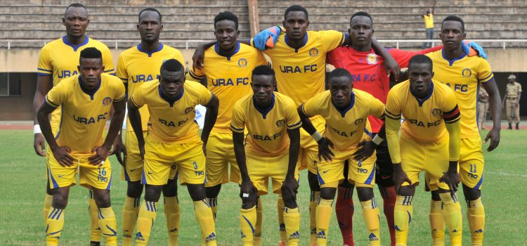 URA are now on the standings (file photo)