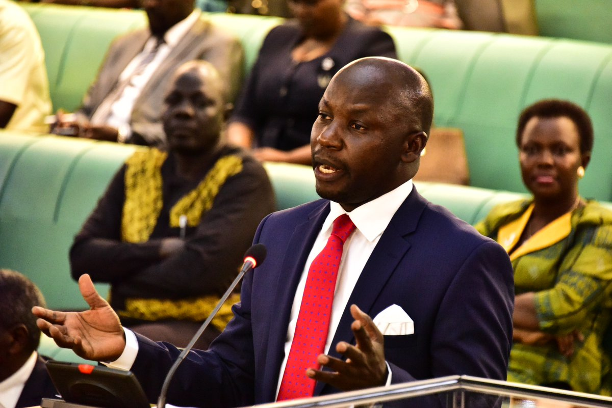 Tourism State minister Godfrey Kiwanda