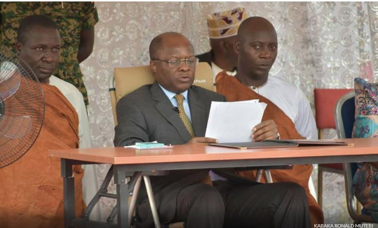 Kabaka of Buganda Ronald Muwenda Mutebi II has been dragged to Court over land grabbing. (PHOTO/File)