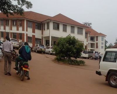 Lands Ministry Zonal Offices in Wakiso were raided (FILE PHOTO)