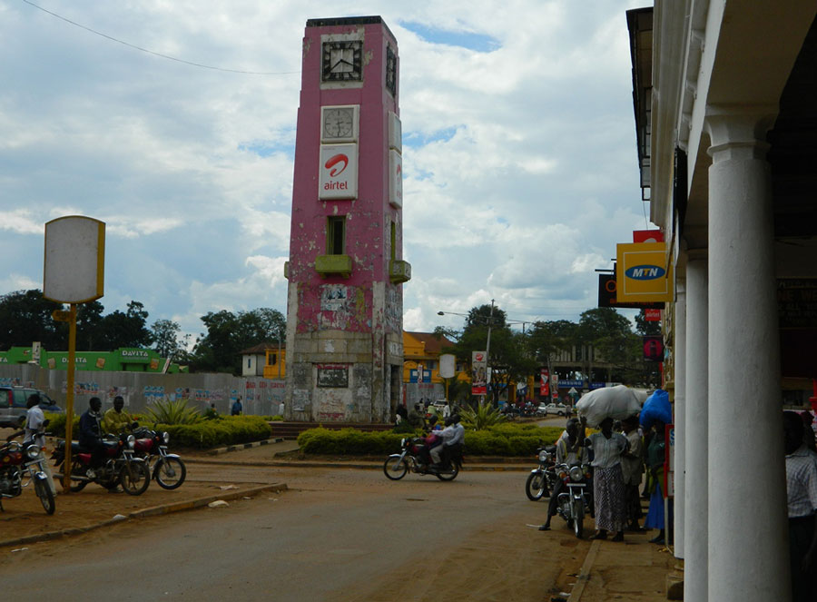 Mbale resident have expressed their dissatisfaction very the irregular smell that overshadows one of Uganda's oldest town as a result of waste (FILE PHOTO)