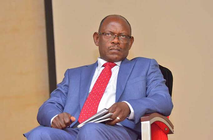 Makerere  VC Prof. Barnabas Nawangwe to face punishing sanctions for breaching procurement guidelines (PHOTO/File)