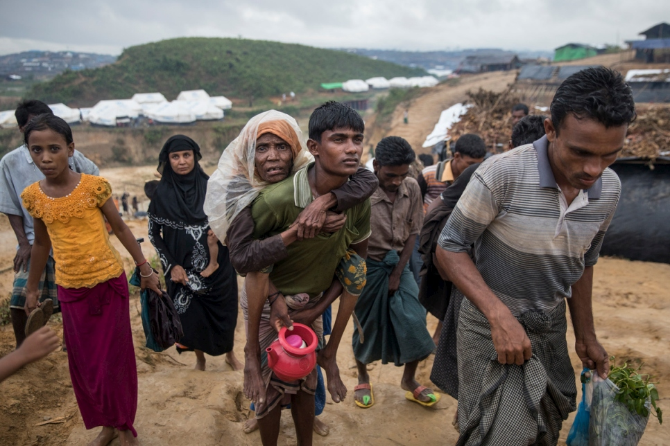 """Rohingya refugee crisis refers to the mass migration of people from Myanmar in 2015, collectively dubbed """"boat people"""" by international media."""
