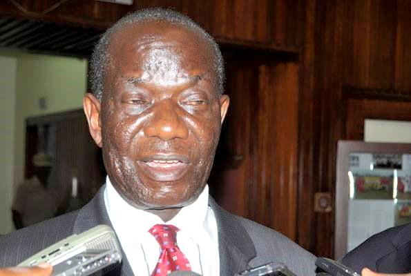 Vice President Edward Ssekandi.