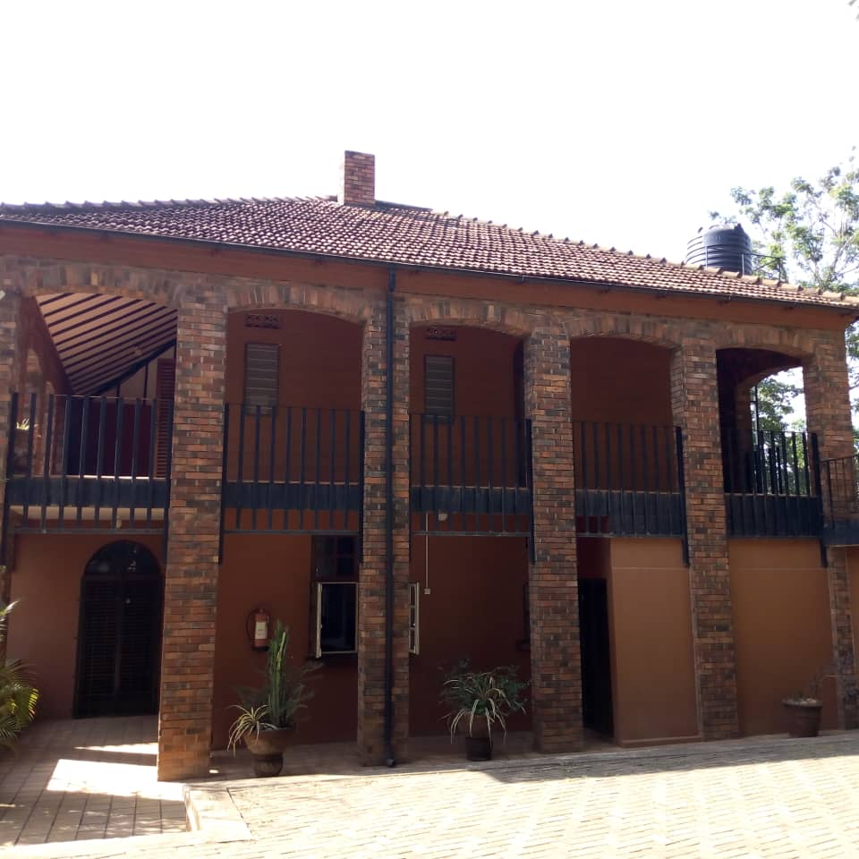 Virtual University of Uganda Premises located on Zimwe Road Muyenga.