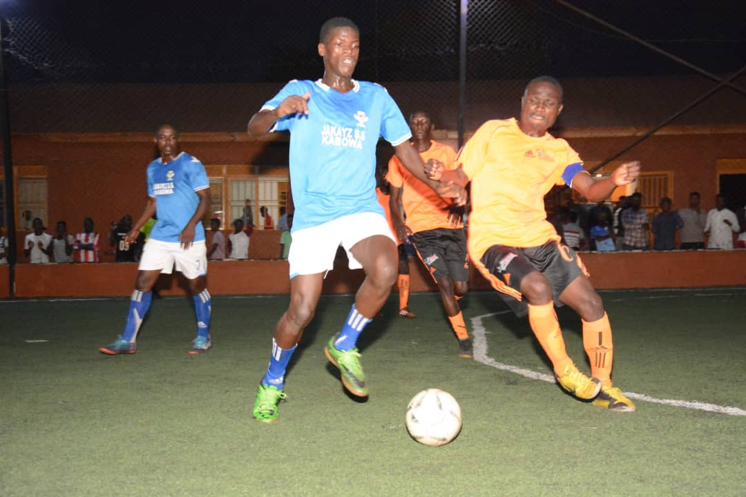 Yeak (Blue and White) are fuve points clear at the top of the table (file photo)