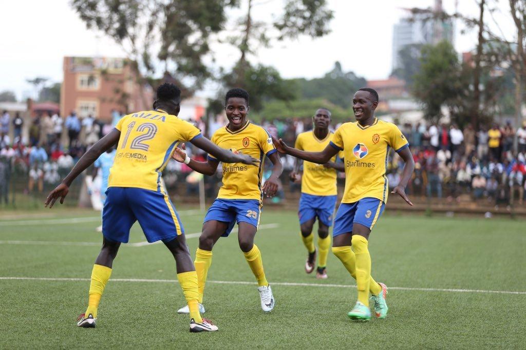 KCCA defeated URA 7-2 in the reverse fixture last season (file photo)