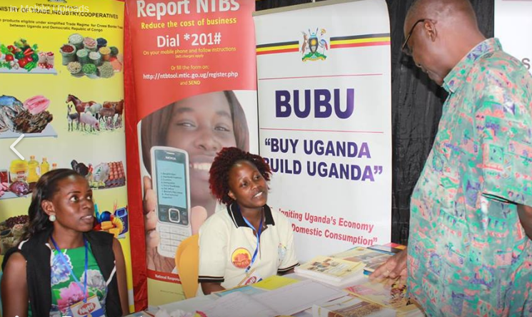International Trade fair at the show ground in Lugogo