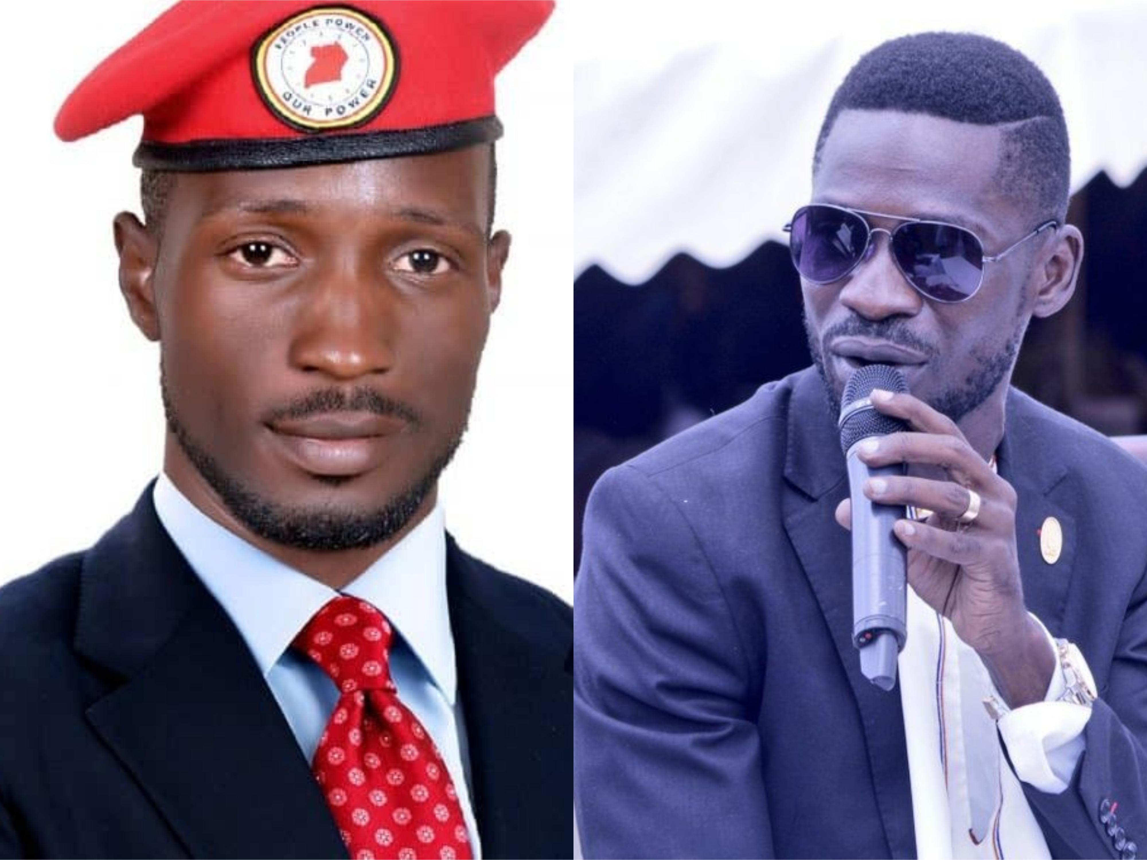 Mikie Wine seeks replacing his brother Bobi Wine in the House.