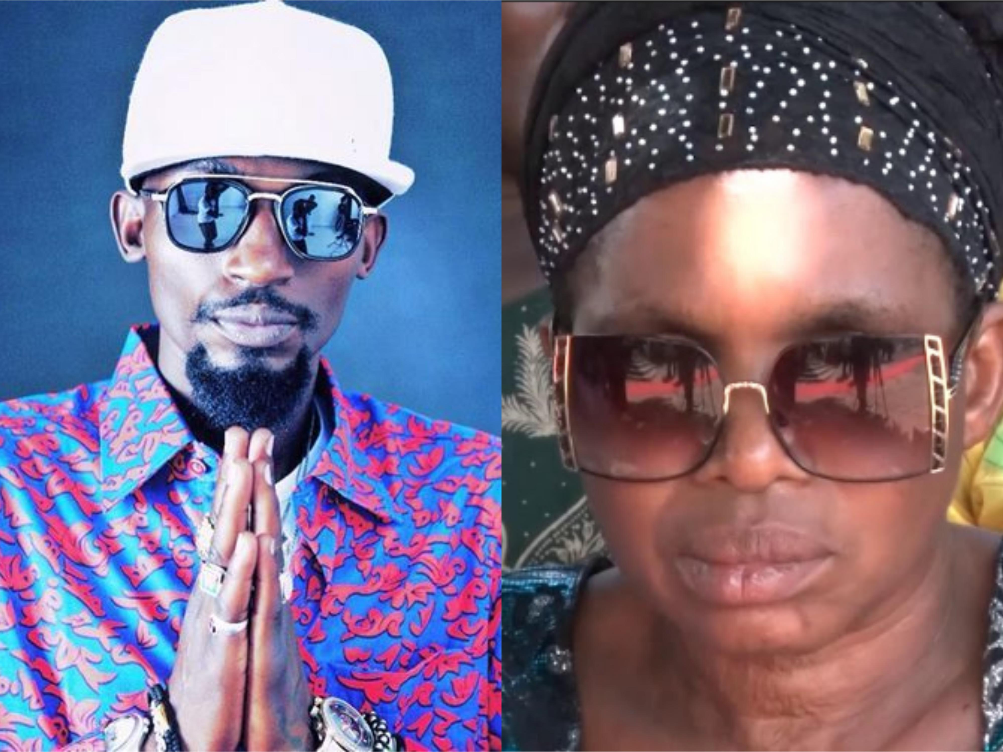 Mother to the late Mowzey Radio said he left nothing other than songs. (PML Daily Collage Photo)