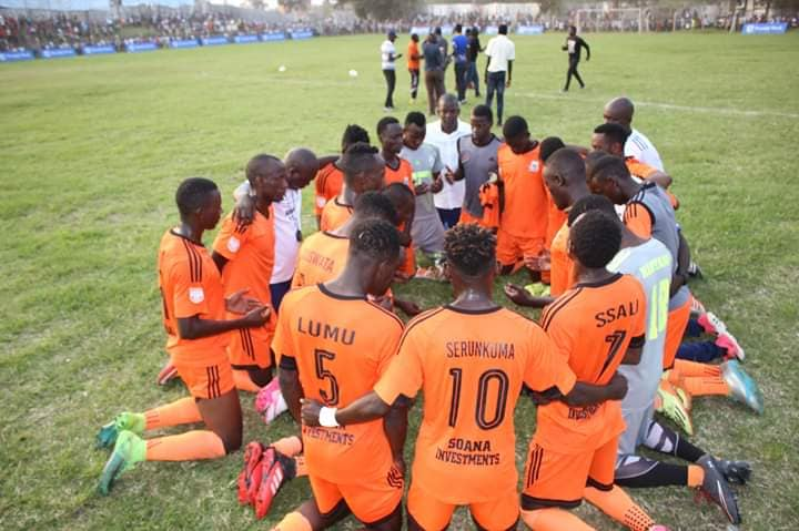 Tooro will host the Mbarara game at Kavumba (file photo)