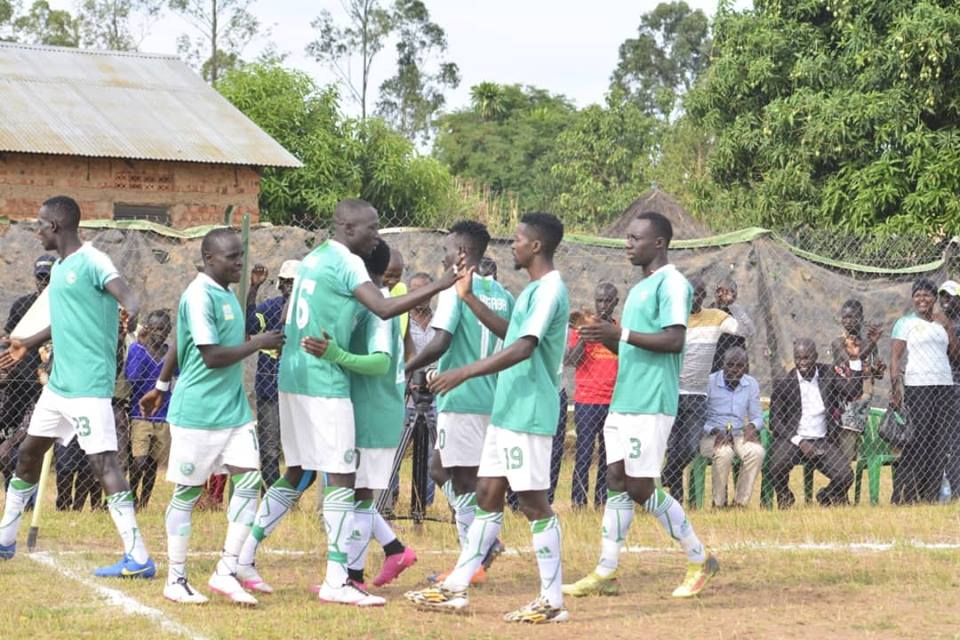 Onduparaka are currently 8th on the standings(file photo)