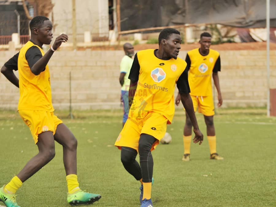 KCCA are four points clear at the top of the table (Photo by KCCA FC Media)