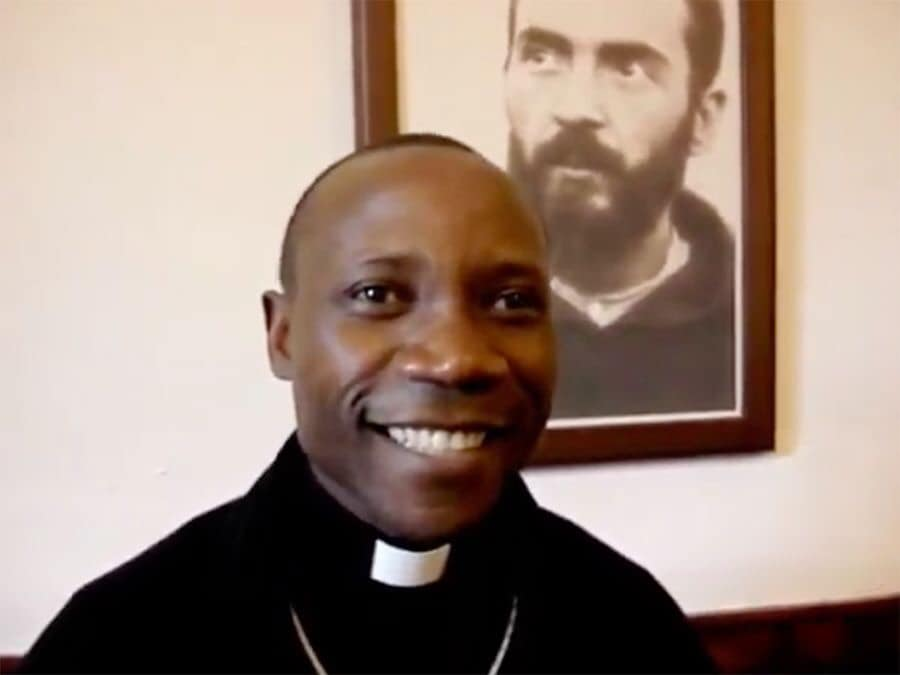 Rev Fr. Joseph Eciru Oliach is the Bishop- Elect announced officially today (on the Feast of St. Joseph) by the Secretary General of UEC.