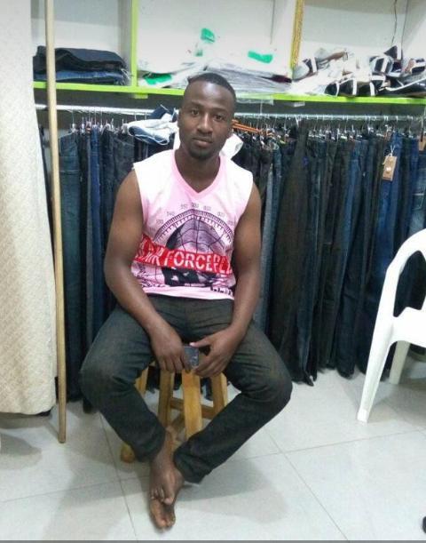 Benjamin Kamuhanda while still alive