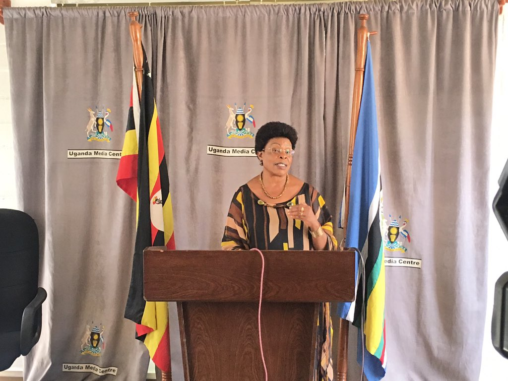 Ms Beti Kamya, the minister for Kampala affairs says Kampala Capital City Authority is facing a shortage of 73,000 security lights in and around the city due to the outdated technology and theft of the existing lights.