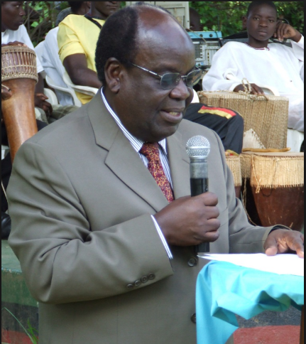 former National Higher Council for Education (NCHE) Executive Director Prof. A. B Kasozi