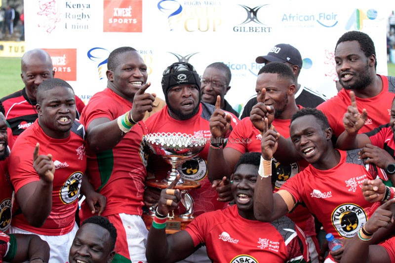 Kenya defeated Uganda home and away to win last year's Elgon Cup (Agency Photo)