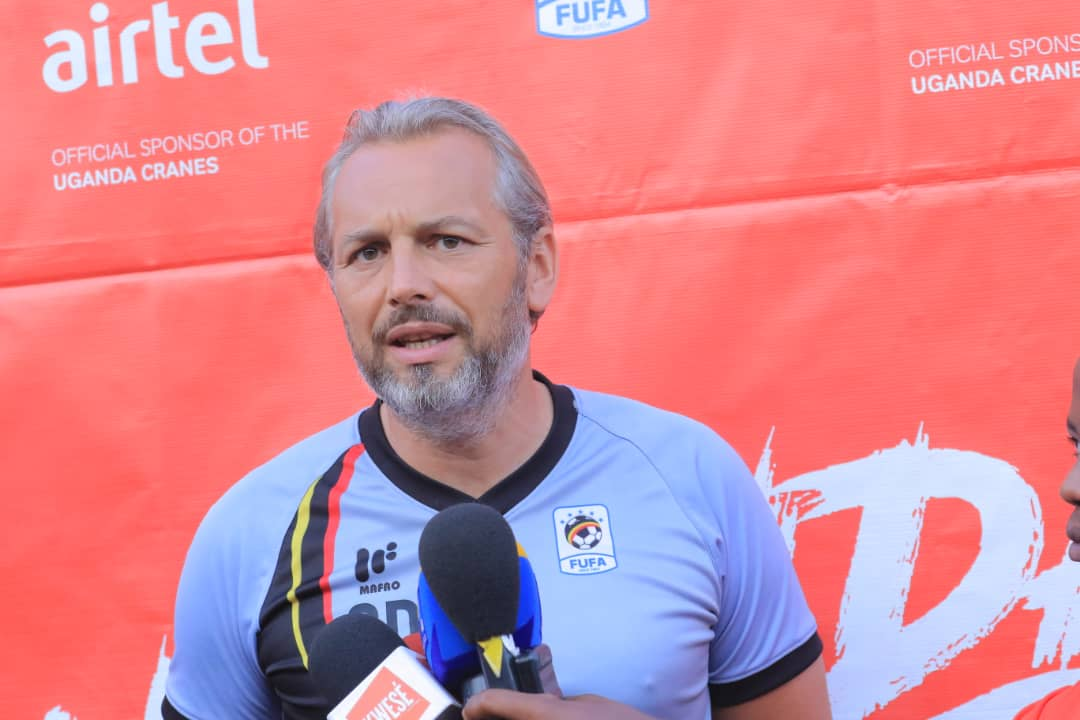 Desabre left his role as Cranes head coach this past Sunday. (PHOTO/file)