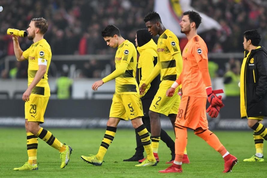 Dortmund drew 2-2 with Bremen last week. (Agency Photos)
