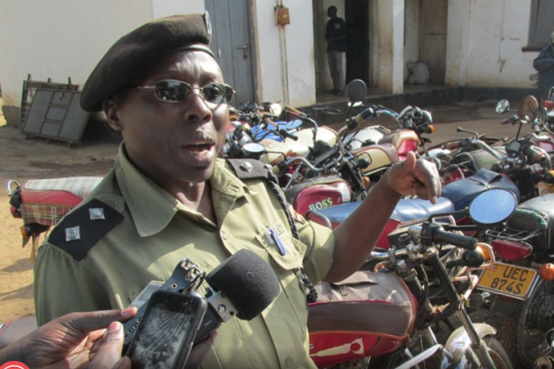 Kigezi region Police spokesperson, Elly Maate (FILE PHOTO)