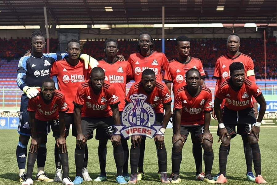 Vipers remain second on the table (file photo)