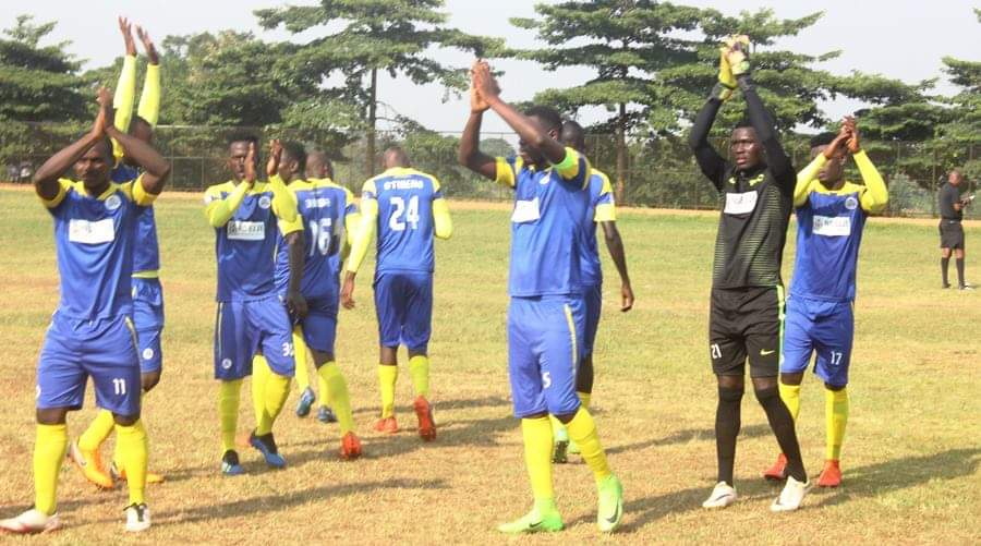 Ndejje were relegated last week. (file photo)