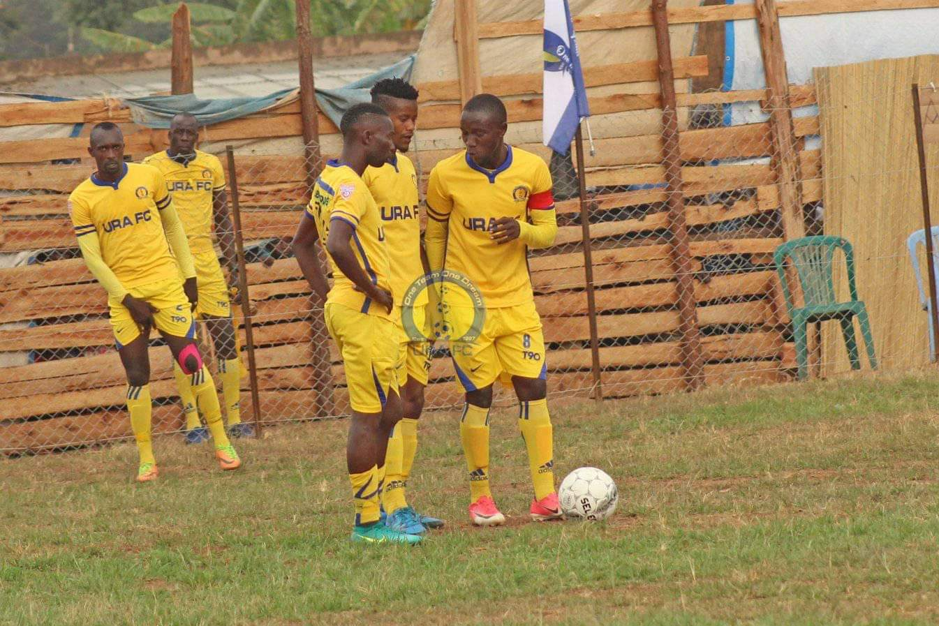 URA have won four of their last 5 league games. (File Photo)
