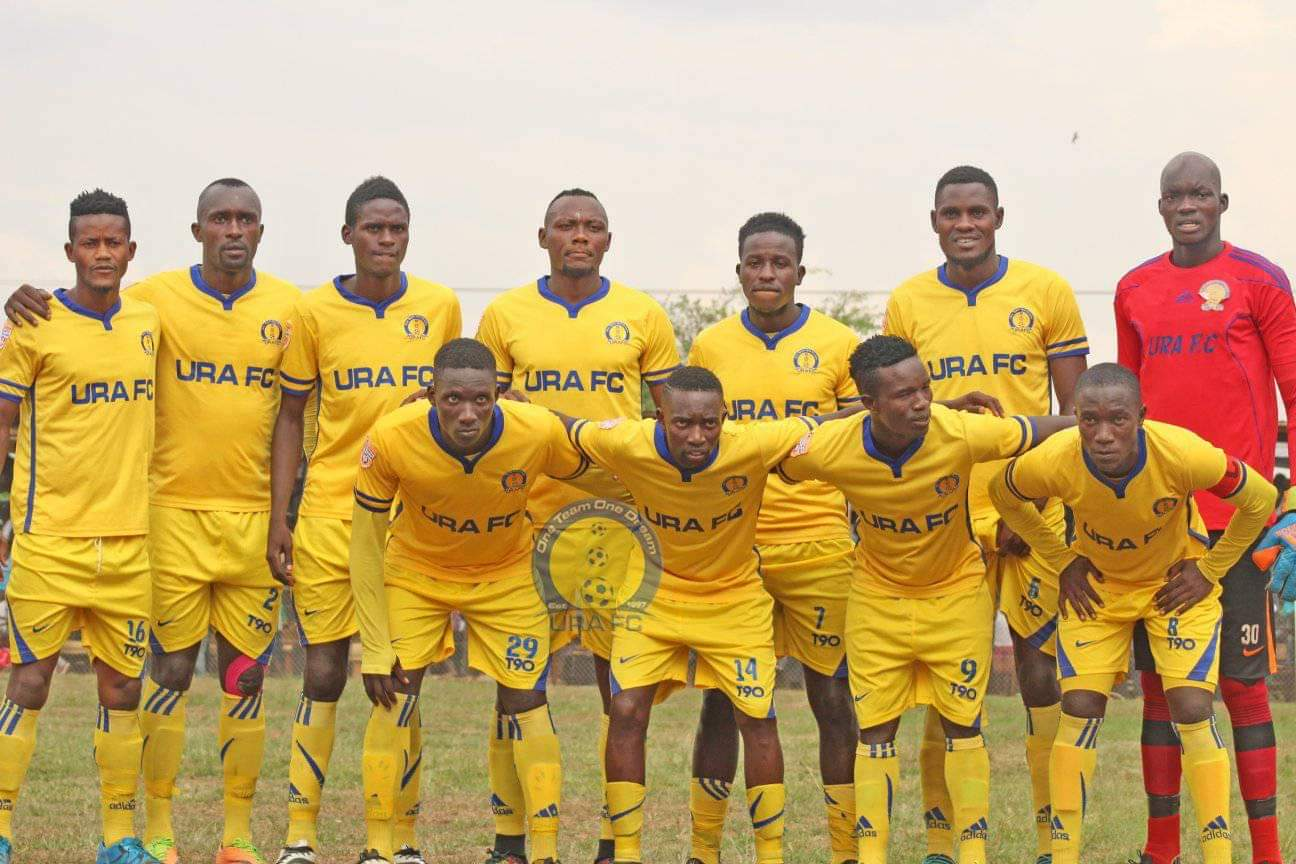 URA drew 1-1 with Bul in their last game (file photo)