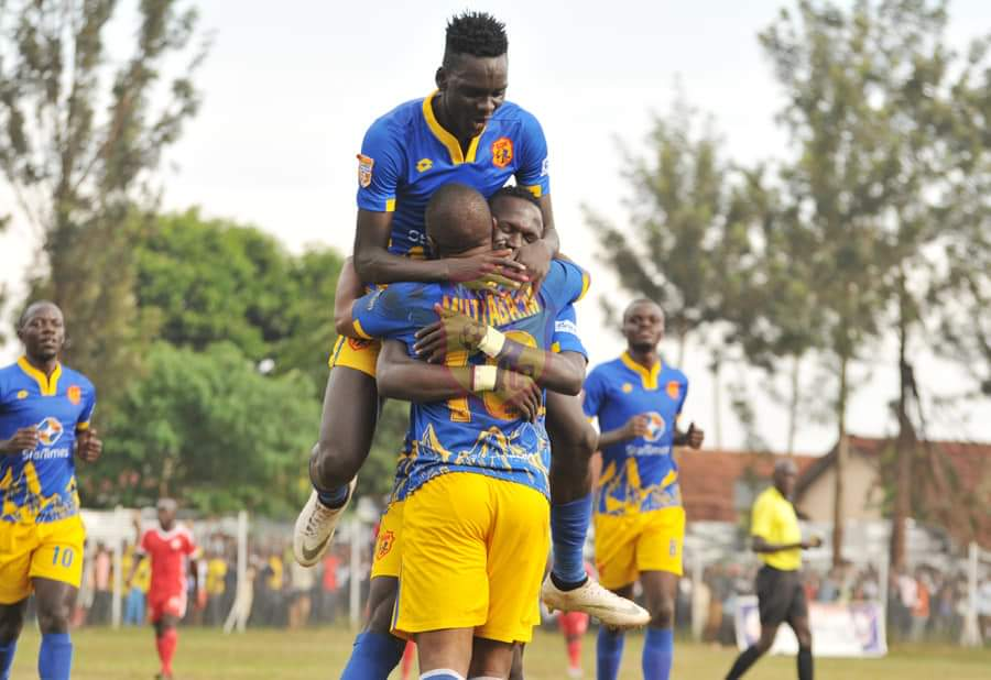 KCCA FC drew 1-1 with Vipers SC last week (file photo)