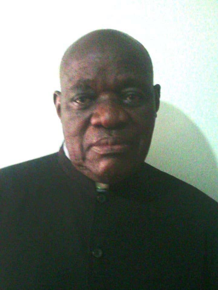 Rev Fr. Gerald Mukwaya, is a priest of Masaka diocese
