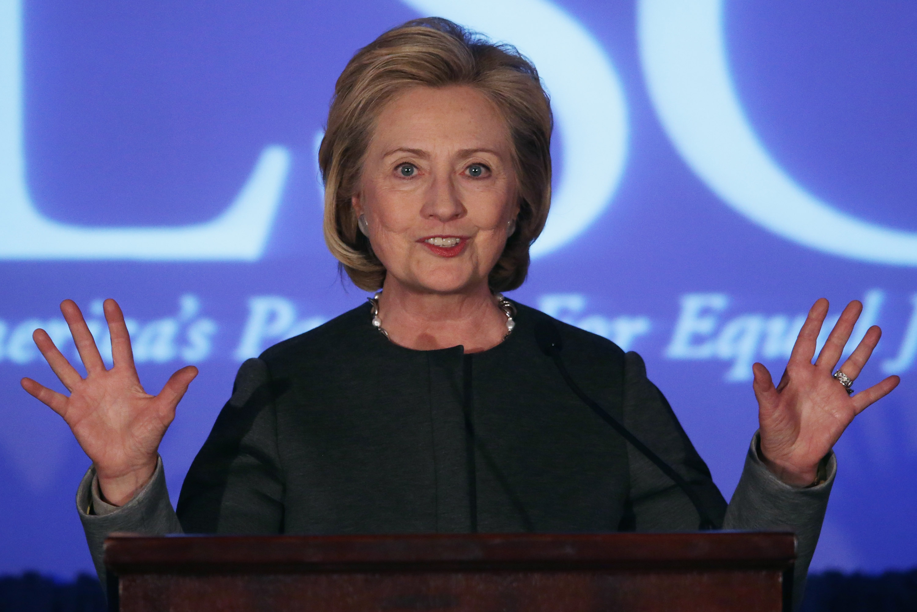 Hillary Clinton has ruled out a second US presidential run in 2020.