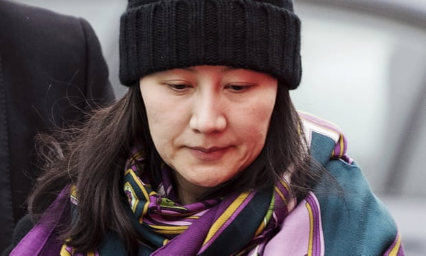 Extradition proceedings approved. Ms. Meng Wanzhou, Huawei's chief financial officer was detained in Vancouver in December 2018 on charges of conspiring to violate US sanctions on Iran. (AP PHOTO)