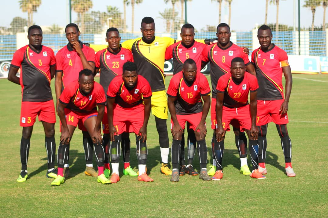 Uganda is now 79th on the FIFA Rankings (File Photo)