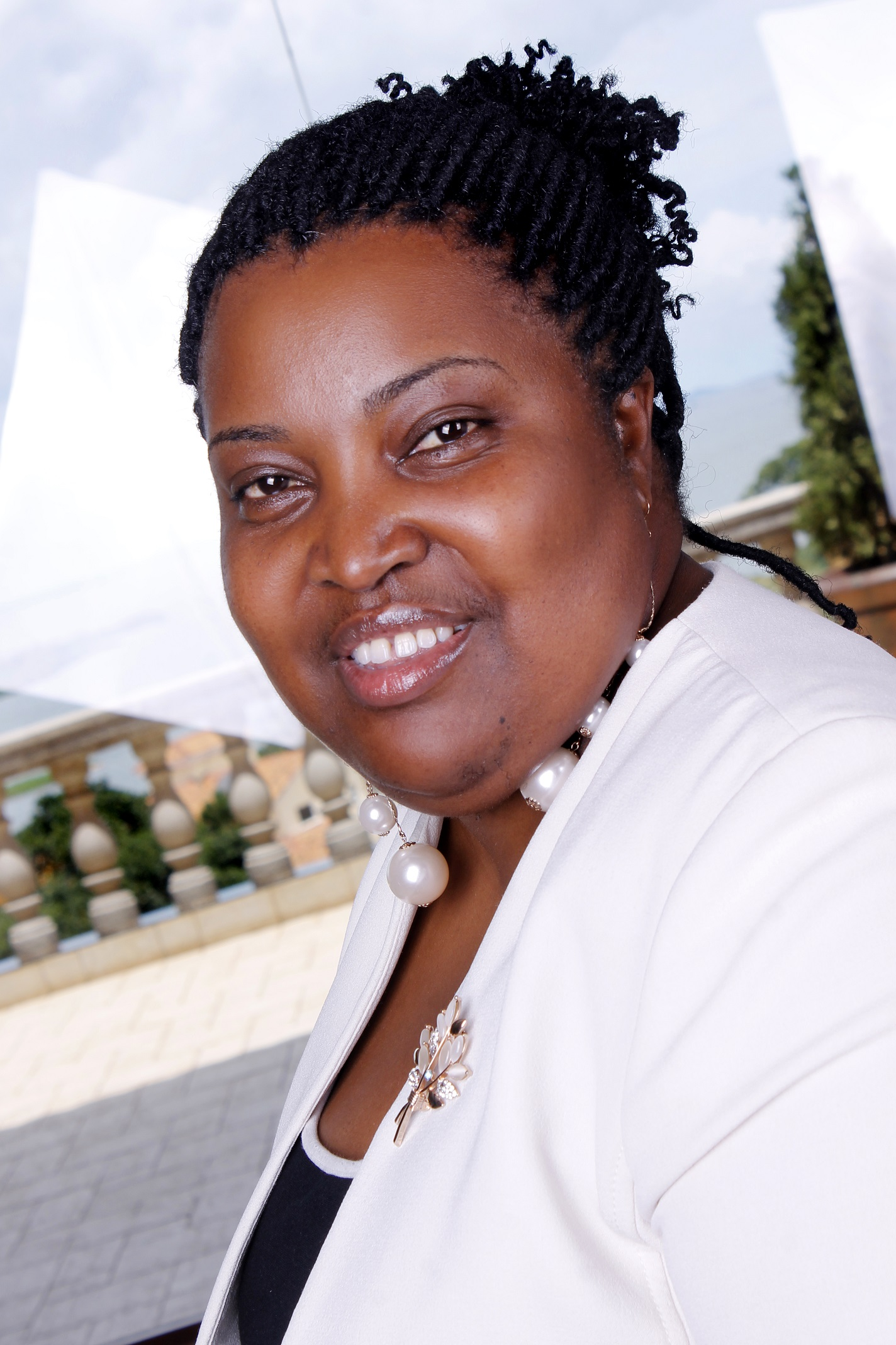 JUDITH OWEMBABAZI (Head of Marketing and Product Development)