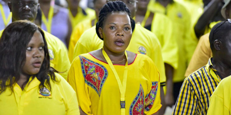 NRM MPs in Kyankwanzi, have unanimously endorsed NRM chairman Yoweri Museveni's candidature for Presidency come 2021 (FILE PHOTO)
