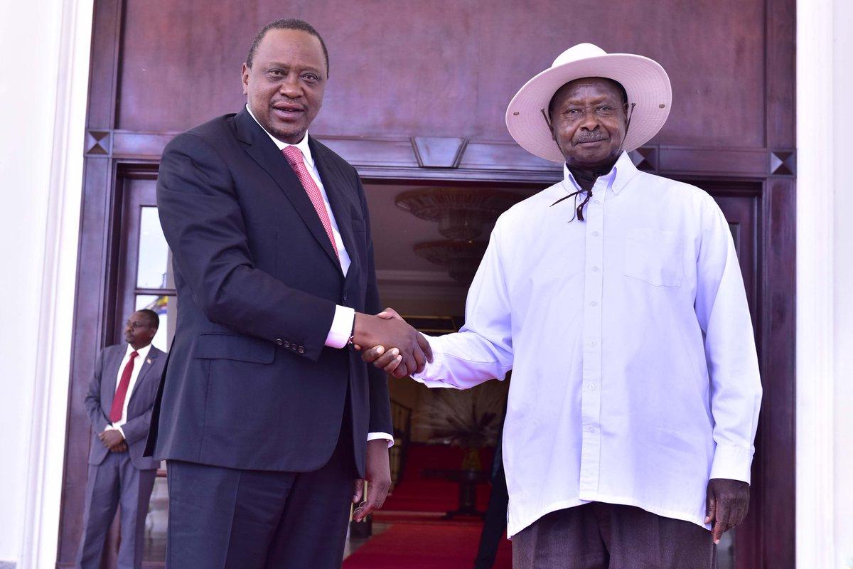 President Yoweri Museveni will be in Kenya on Wednesday